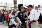 Interview mit George Thomas (Race Director) kurz vor dem Start in Oceanside